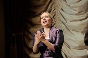 Nina Fallier, Repertoire